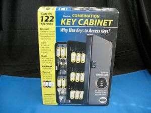 ShurLok 122 Key Combination Lock Storage Cabinet NEW