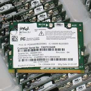 HP Compaq NC410 NC6000 NC8000 Mini PCI Wireless Card