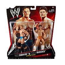 WWE Series 8 Action Figure 2 Pack   Ted DiBiase and Cody Rhodes