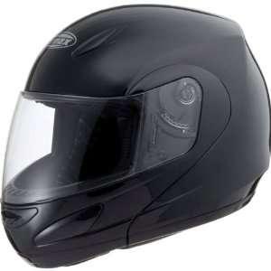 GMAX GM44 Mens On Road Motorcycle Helmet w/ Free B&F Heart Sticker