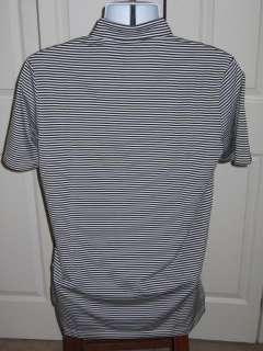 Mens Polo Ralph Lauren Short Sleeve RLX Golf Polo Size SMALL BLACK