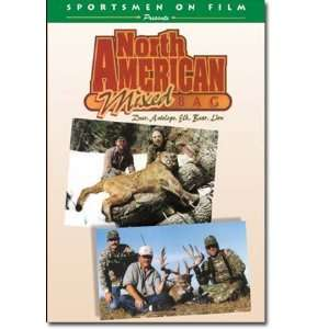 North American Mixed Bag Mountain Lion, Bear, Elk (DVD