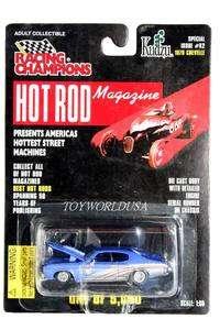 Kudzu/Racing Champions~HOT ROD MAGAZINE~ 1970 Chevelle Special Issue