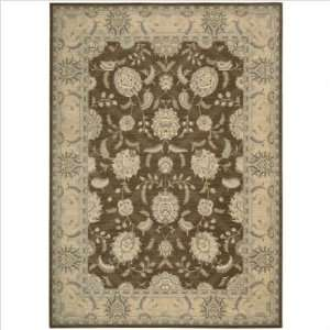 Persian Empire PE22 Chocolate Oriental Rug Size: 96 x 13 Rectangle