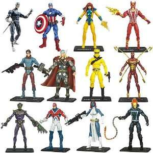 Marvel Universe Action Figures Wave 12 Revision 7 Toys & Games