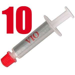 10 Pak 1.5G Thermal Grease CPU Heat Sink Compound Paste