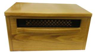 Electric 750 Watt Infrared Quartz Heater Portable Space Heater