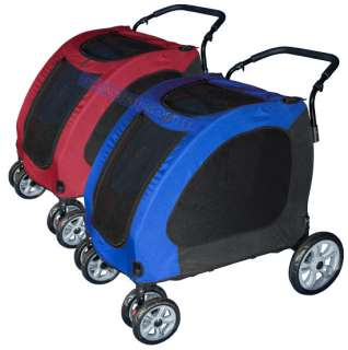 Pet Gear Roadster Dog Cat Stroller PG8600BPK PG8800BS