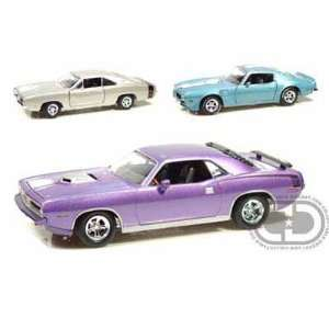 1970 Plymouth Hemi Barracuda 1/24 : Toys & Games :