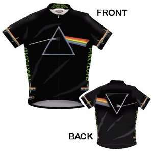 Pink Floyd Cycling Jersey Dark Side of the Moon made by