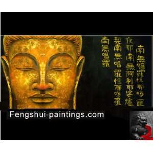 Abstract Art Painting Buddha Painting Buddhist Painting