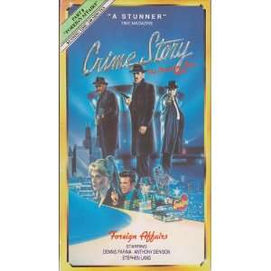Crime Story TV Series Vol. 8 [VHS]: Dennis Farina, Anthony