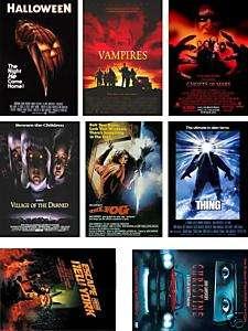JOHN CARPENTER Movie Poster Images On Magnet   WoW