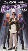 GALAXY QUEST [VHS 1999] FACTORY SEALED,NEW,DIGITAL 667068607338