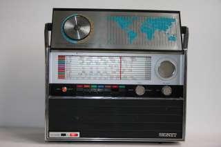 SOLID STATE MULTI BAND PORTABLE SHORTWAVE RADIO MODEL P369