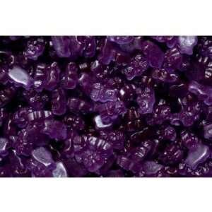 Albanese Gummi Bears Concord Grape 5lb Grocery & Gourmet Food