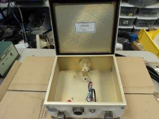 MICROWAVE RADIO COMMUNICATIONS MRC 8453791 RADIO HEADEND ANTENNA BOX