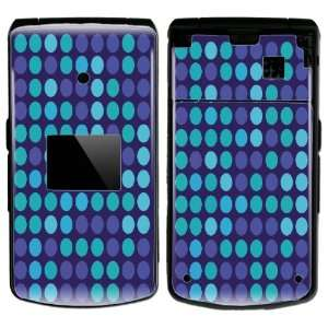 Polka Dots Design Decal Protective Skin Sticker for LG