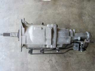 BORG WARNER SUPER T 10 CLOSE RATIO 4 SPEED TRANSMISSION
