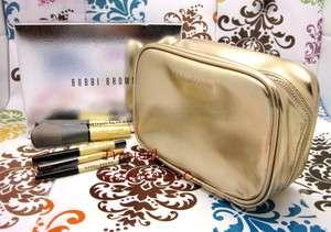 BOBBI BROWN Copper Diamond Mini Brush Set (4 brushes)