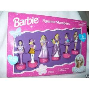 Barbie Figurine Stampers Toys & Games
