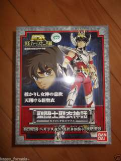 Bandai Saint Seiya Cloth Myth Bronze Pegasus Seiya V3 final