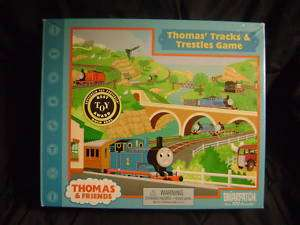 Thomas Tracks & Trestles Game Board Game Briarpatch