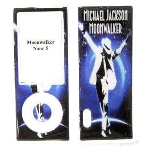 Michael Jackson MoonWalker Ipod Nano 5 Skin Cover