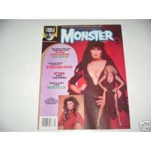 Monsterland Magazine (Monster Land, #2): Forrest J