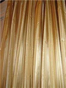 Taffeta Silk Drapes Designer Striped Curtains Yellow & Gold Custom