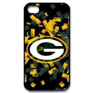 4s Covers Green Bay Packers logo hard case: Cell Phones & Accessories