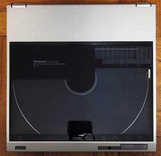 1980s Vintage Technics SL 10 Direct Drive Quartz Linear Tracking