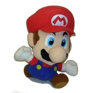 Super Mario Bros Plush 10 Jumping Toys & Games