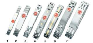8in 9.0in Stainless Steel or Titanium Medical Alert ID Bracelet