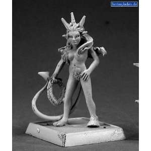 Meridiana, Female Demon: Toys & Games