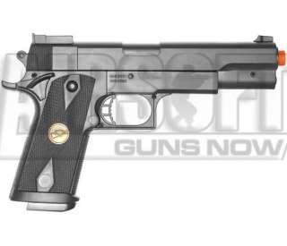 BLACK OPS AIRSOFT SPRING HAND GUN PISTOL Sniper Rifle BB Pellet