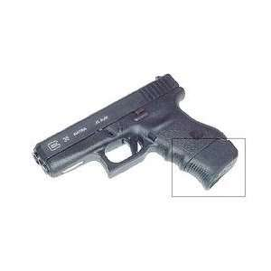 Glock 36 Plus Zero Grip Extension, Black: Sports