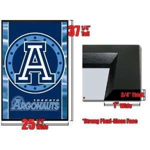 Framed Toronto Argonauts Cfl Football Poster Fr 24689 E
