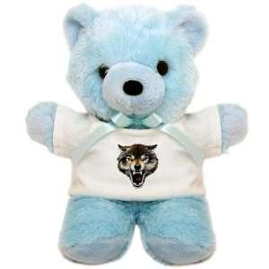 Teddy Bear Blue Wolf Bite: Everything Else