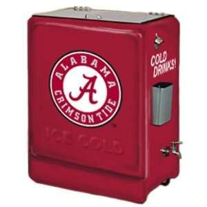 Alabama Crimson Tide Jr. Nostalgic Chest Cooler Sports