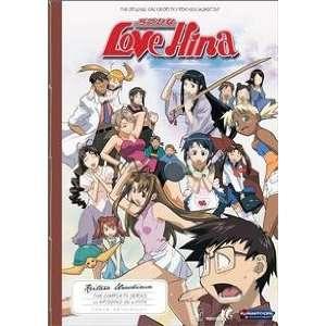 Funimation Love Hina Box Set Vc Animation Cartoon Dvd 600 Minutes
