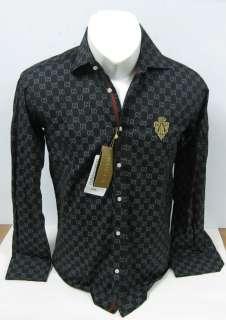 Nwt Men Cotton Dress Shirt Size S /M / L/ XL