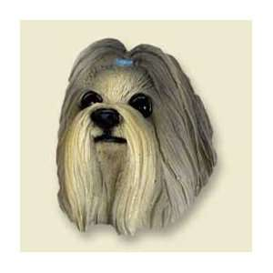 Shih Tzu Dog Magnet   Mixed Color:  Kitchen & Dining