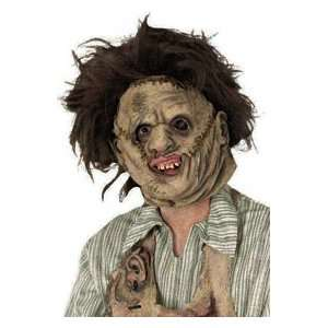Leatherface Foam Latex Mask Toys & Games