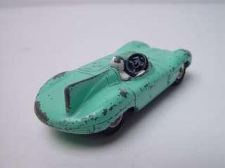 Vintage 1960s Dinky Jaguar Type D #238 Die Cast Car