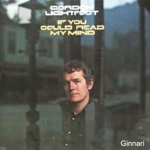 If you could read my mind [Vinyl LP] Gordon Lightfoot