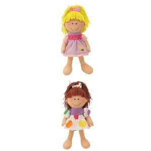 Personalized Big Sister Doll Toys & Games