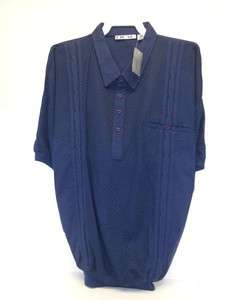 Big Al by Alexxus Mens Banded Bottom Dress Shirt New