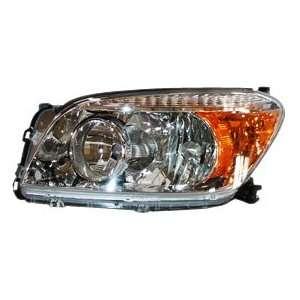 TYC 20 6910 01 Toyota Rav4 Driver Side Headlight Assembly