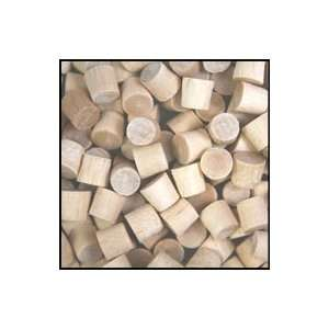 WidgetCo 1/4 Maple Wood Plugs, End Grain (1 EACH)